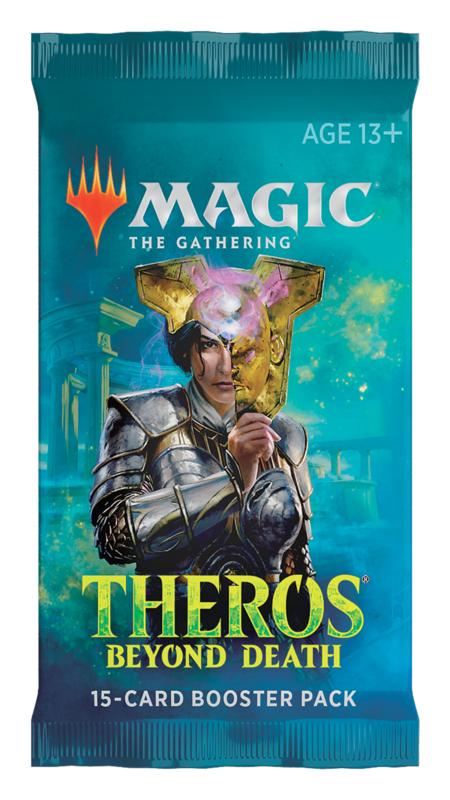 Magic TG: Theros Beyond Death Draft