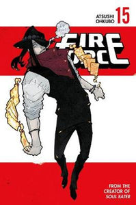 Fire Force, Vol 15
