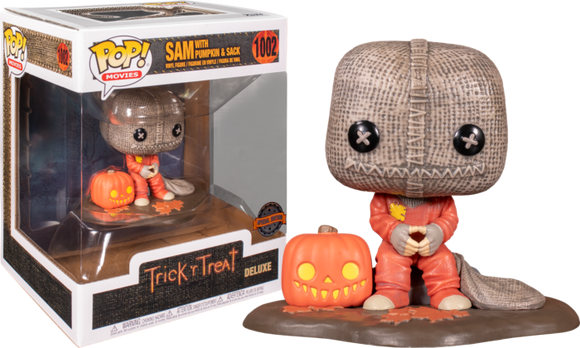 POP! - Trick R Treat - Sam with Pumpkin