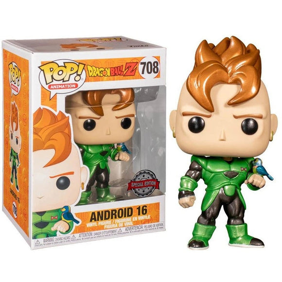 POP! Dragon Ball Z: Android 16 MT