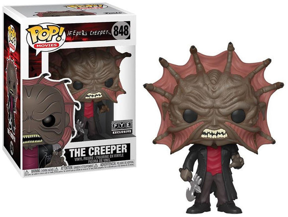 POP! Jeepers Creepers: Creeper No Hat