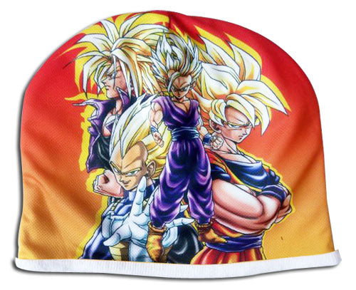 Dragonball Z: Super Saiyans Fleece Cap