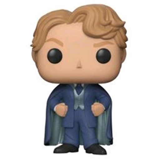 POP! Harry Potter: Gilderoy Lockhart Blu
