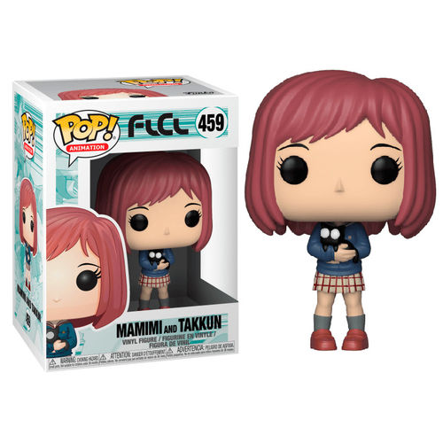 POP! FLCL: Mamimi and Takkun