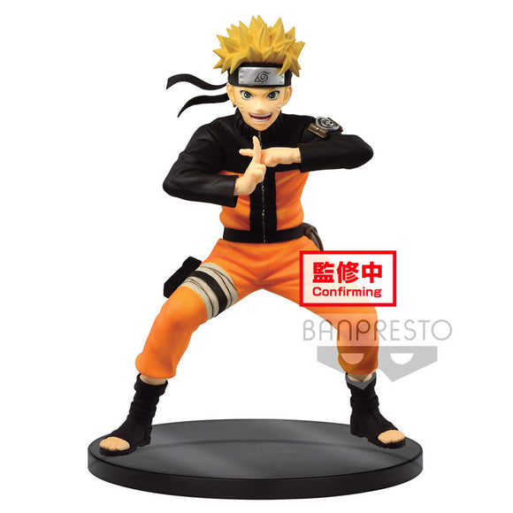 Naruto: Uzumaki Naruto Vibratrion Star 2