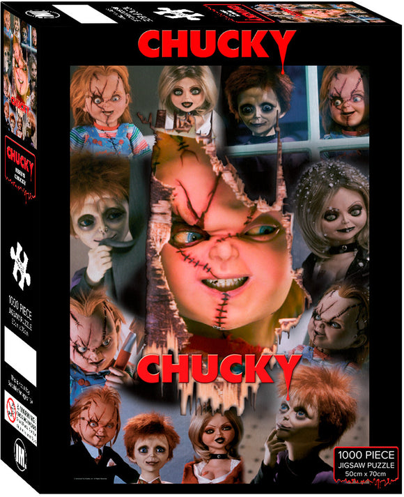 Puzzle: Here's Chucky 1000 Pce