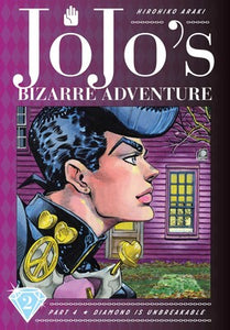 JoJo's: Part 4 Diamond Unbreakable Vol 2