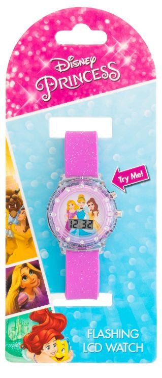 Light Up Digital Watch: Disney Princess