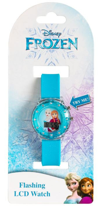 Light Up Digital Watch: Frozen