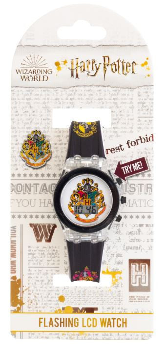 Light Up Digital Watch: Harry Potter
