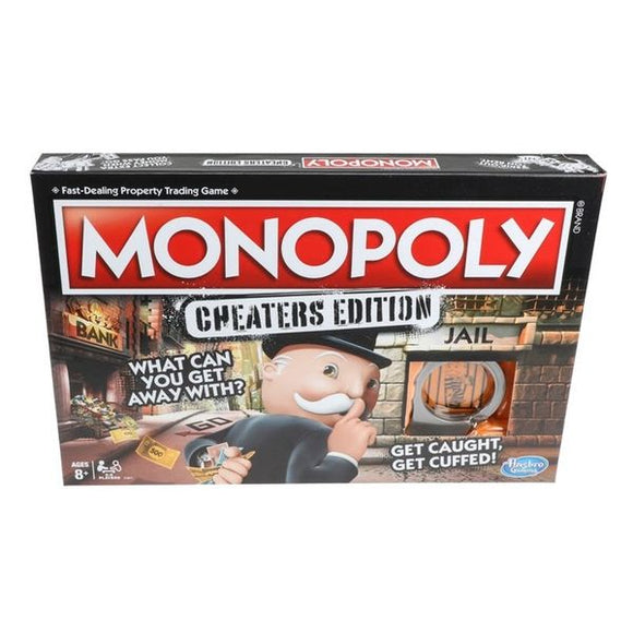 Monopoly - Cheaters Editon