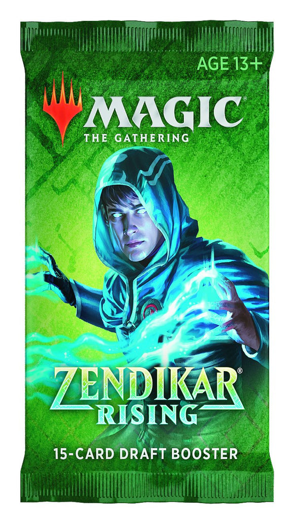 Magic TG: Zendikar Rising Draft Booster