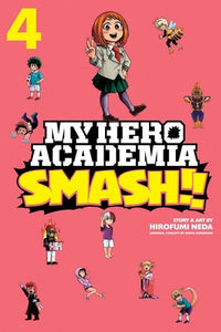 My Hero Academia: Smash!! Vol. 04