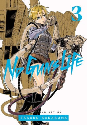 No Guns Life: Vol. 03