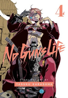 No Guns Life: Vol. 04