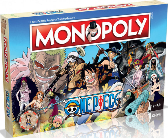 Monopoly: One Piece Edition
