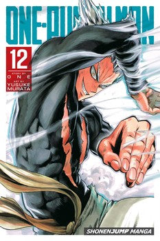 One-Punch Man: Vol. 12