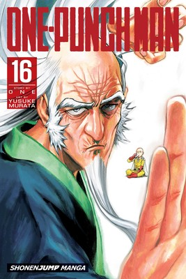One-Punch Man: Vol. 16