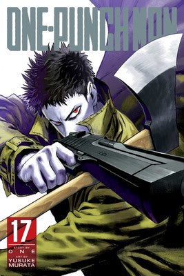 One-Punch Man: Vol. 17