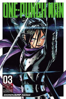 One-Punch Man: Vol. 03