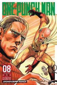 One-Punch Man: Vol. 08