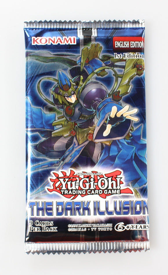 YuGiOh! The Dark Illusion [Booster]