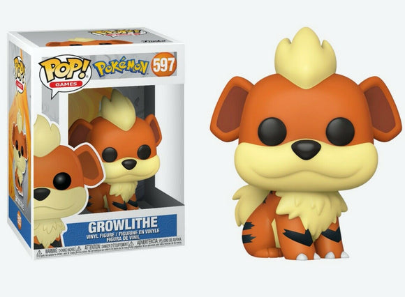 POP! Pokemon: Growlithe