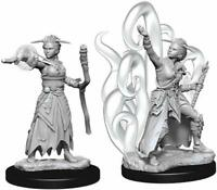 D&D Figure: Female Human Warlock