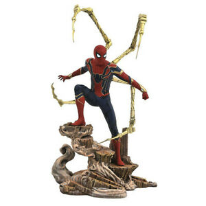 Marvel Gallery: Iron Spider PVC