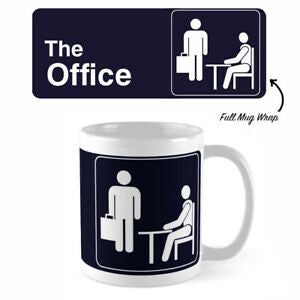 MUG: The Office - Sign
