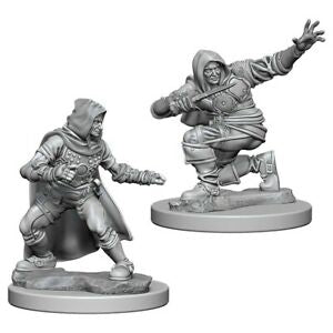 Pathfinder Figure: Human Male Rogue