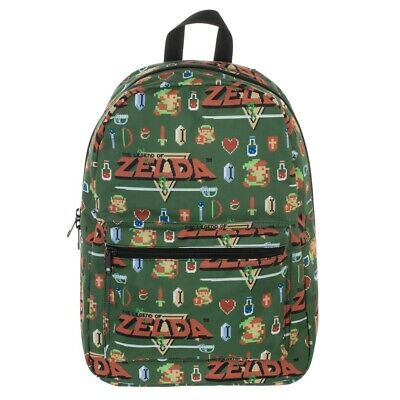 Legend of Zelda Backpack Retro