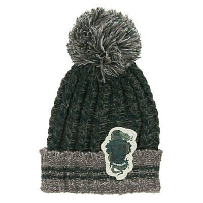 Harry potter: Slytherin Pom Beanie