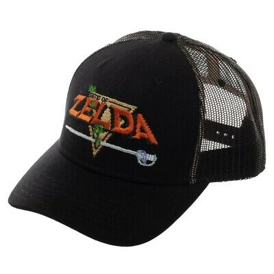 Legend of Zelda: Logo Trucker Cap