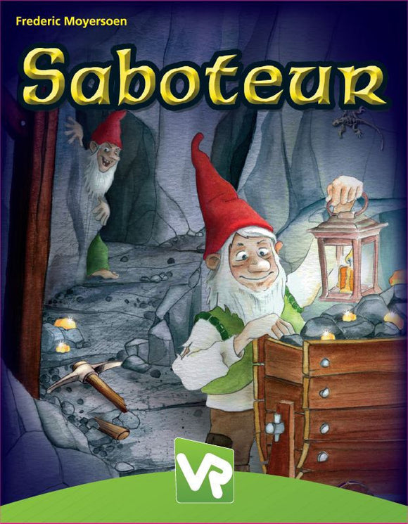 Saboteur The Card Game