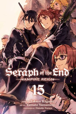Seraph of the End: Vol. 15