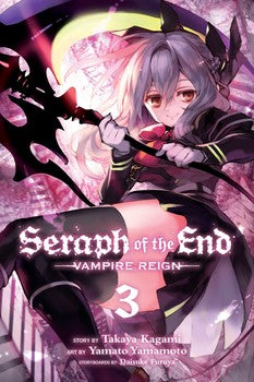 Seraph of the End: Vol. 03