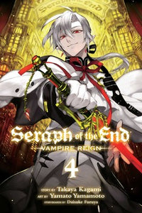 Seraph of the End: Vol. 04