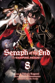 Seraph of the End: Vol. 08