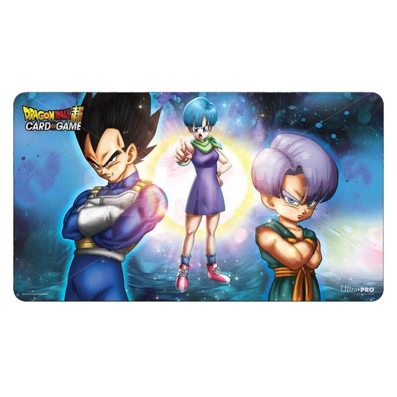 Dragon Ball Super: Vegeta Family Playmat