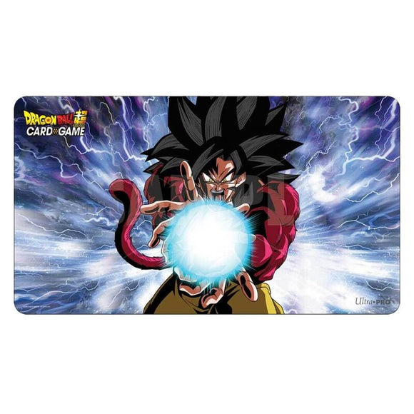 Dragon Ball Super: SS4 Goku Playmat