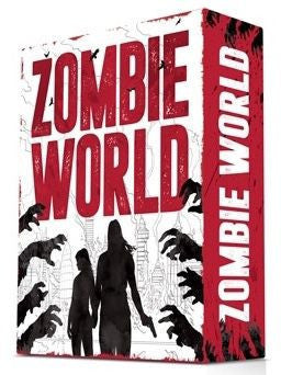 Zombie World: Card Tabletop RPG