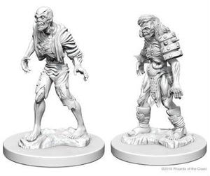 D&D Figure: Zombies