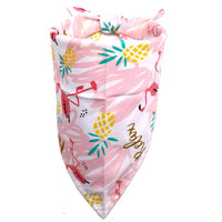 Tropical Dog Bandana