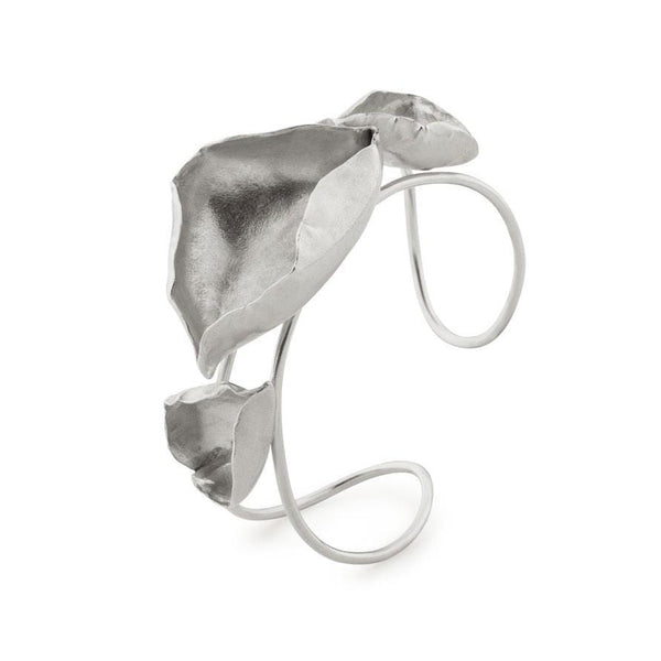 Ana Sales Bloom Silver Bracelet MOD Jewellery - Sterling silver