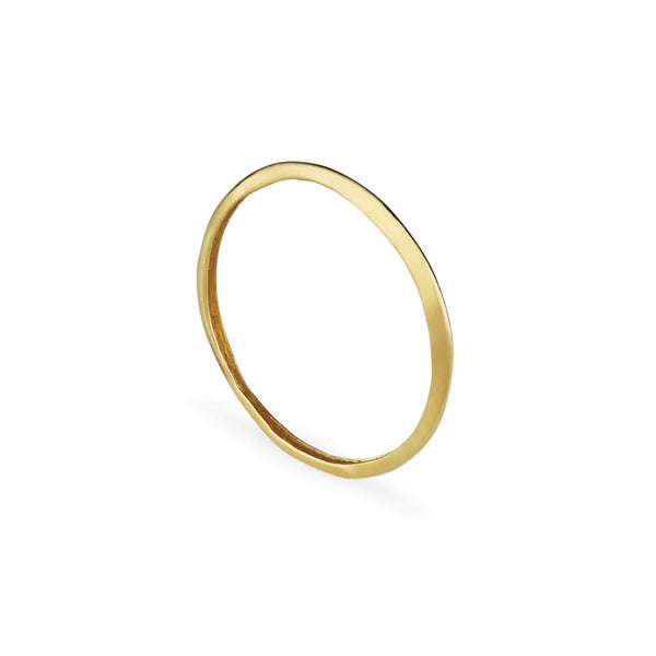 Ana Sales Mero Silver Bangle MOD Jewellery - 24k Gold plated silver