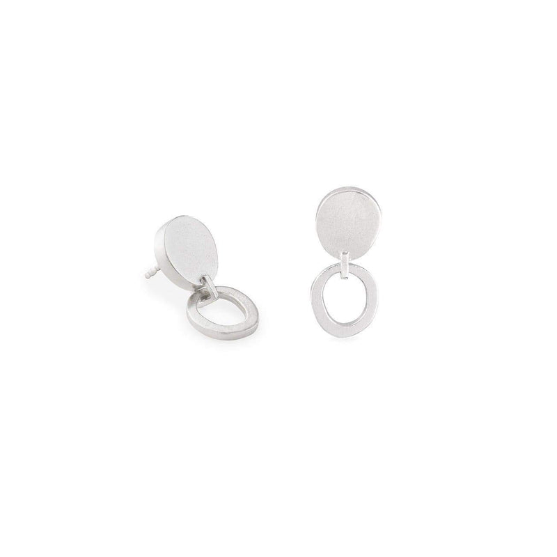 Inês Telles Duoo Earrings MOD Jewellery - Sterling silver