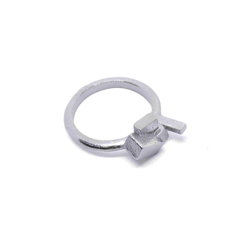 Kathia Bucho City Affairs Ring MOD Jewellery - Sterling Silver