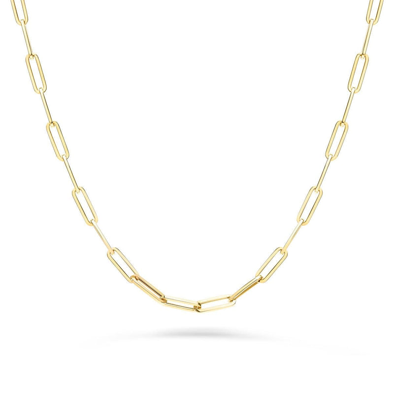 MOD Jewellery MOD Gold Link Chain Necklace MOD Jewellery