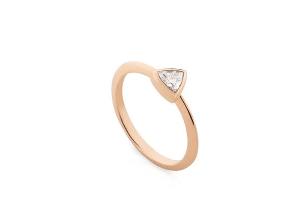 MOD Jewellery TRILLION DIAMOND RING MOD Jewellery